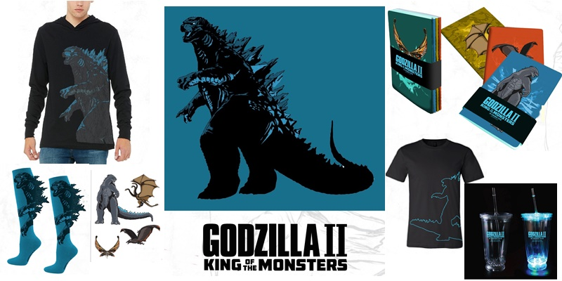 4c2a89e84 Win A Super GODZILLA  KING OF MONSTERS Movie Hamper