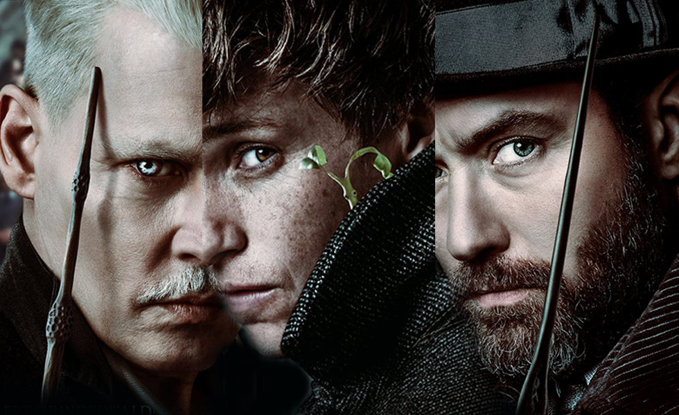 Fantastic Beasts The Crimes Of Grindelwald The Second Of Five All
