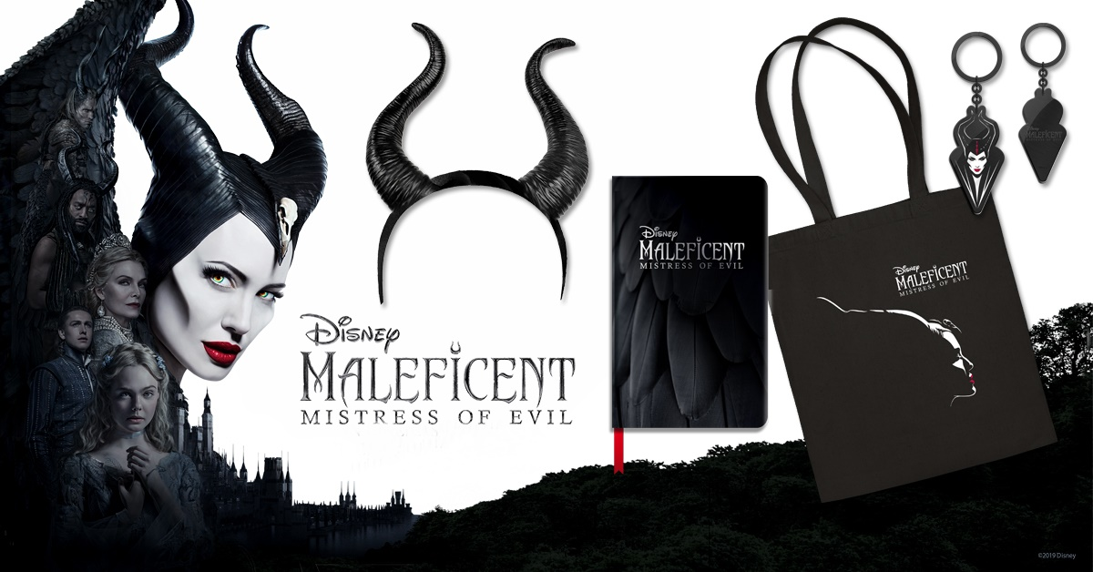 Win A Fantastic Maleficent Mistress Of Evil Hamper The